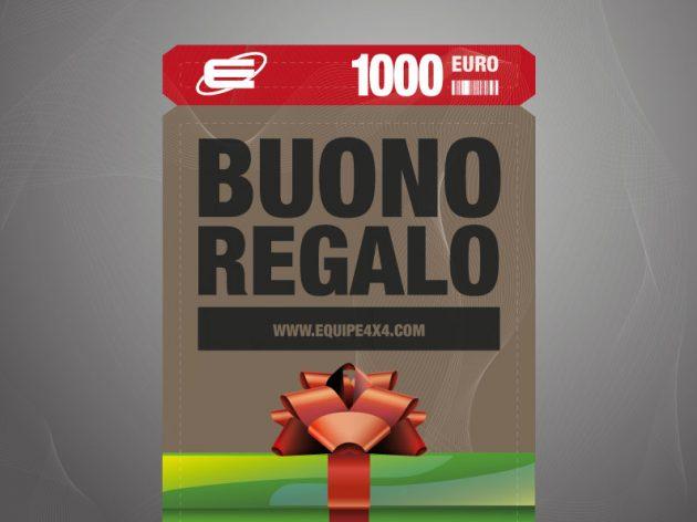Gift Voucher € 1000,00