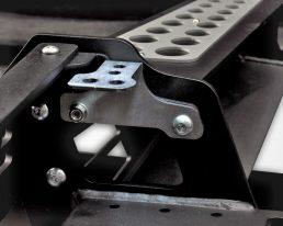 External Light Bracket for Bumper - Pair