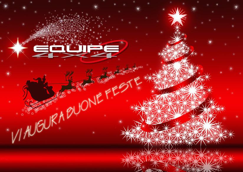 Buon Natale 4x4.Buone Feste Equipe 4x4 Off Road Equipment