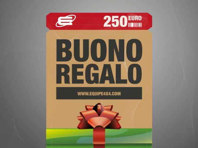Gift Voucher € 250,00