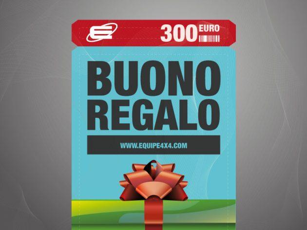 Gift Voucher € 300,00
