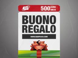 Gift Voucher € 500,00