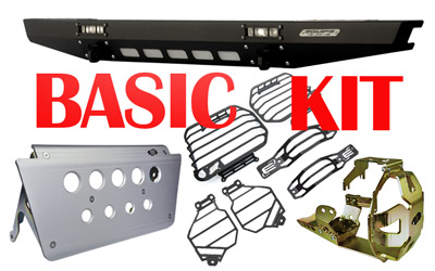 Smart Kit Basic Land Rover Defender