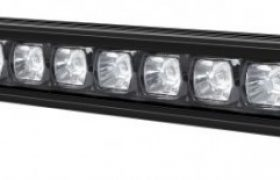 Barra LED Singola Fila 104cm Lente Combo 18X7W 02