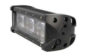 Barra LED Singola Fila 21cm Proiettore 3X7W 02