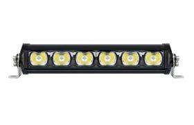 Barra LED Singola Fila 38cm Proiettore 6X7W 02