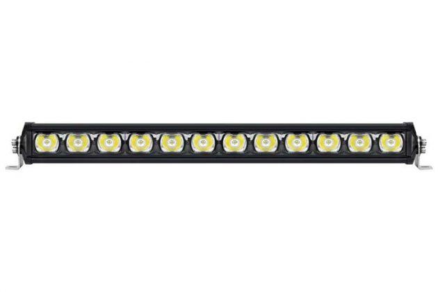 Barra LED Singola Fila 71cm Riflettore 12X7W 02
