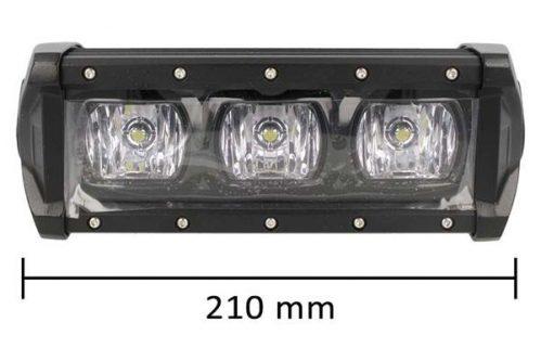 Barra LED singola fila 21cm Proiettore 3X7W 01
