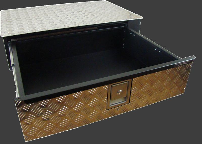 Cassetto Scorrevole Standard Defender Equipe 4x4
