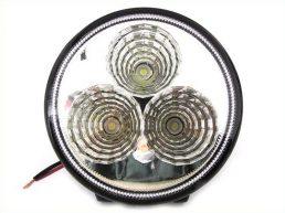 Faro Rotondo 3 LED
