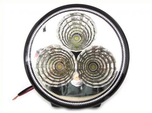 Round Driving Light 3 LED
