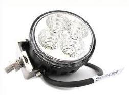 Round Driving Light 4 LED