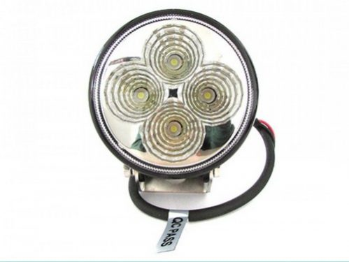 Round Driving Light 4 LED