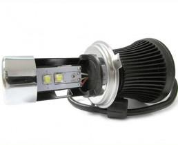 Lampadine H4 Biluce LED 12V 40W - Coppia