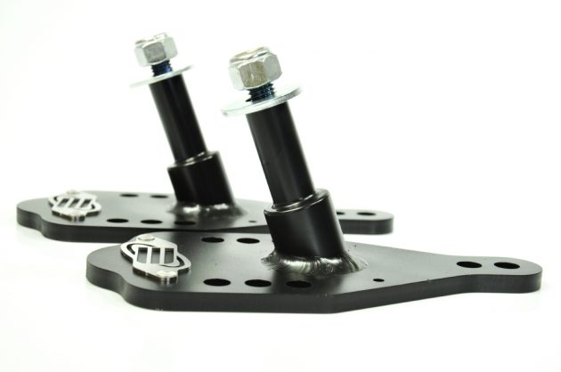Shock Rear Lowered Top Mounts Defender - Pair