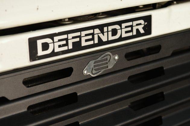 Modular Classic Defender Radiator Grill