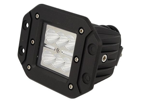 Rectangular Daylight Worklight LED Lamp 6x4W 02