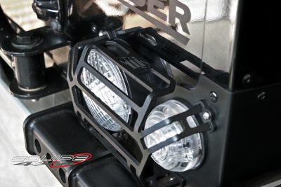 Cutted Outline Light Grills Defender - Pair