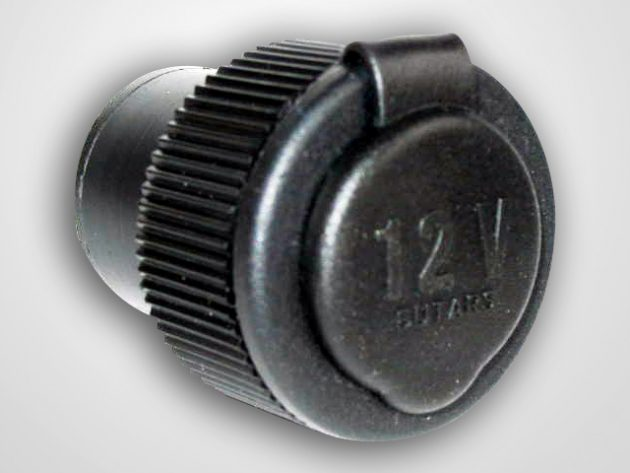 12V Waterproof Socket