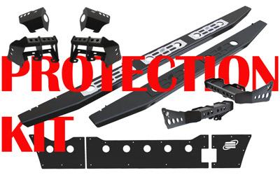 Smart Kit Protezioni Land Rover Defender