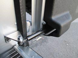 Rear Door Gas Strut - Post 2002 Defender