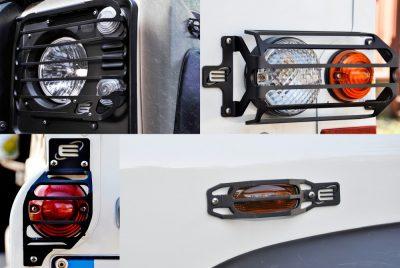 Smart Kit Headlight Grill Defender-3