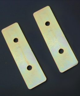 Rear Spring Stop Bracket Defender 110 - Pair