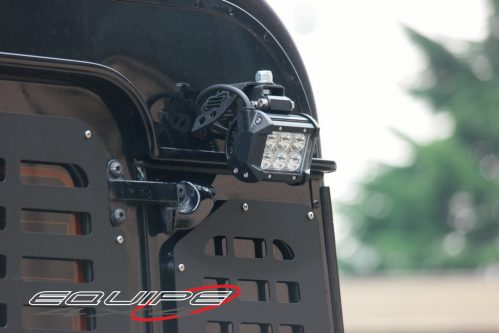Headlight-Antenna External Bracket