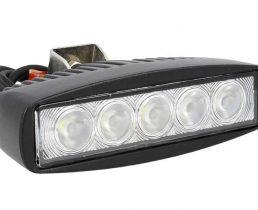 Fanale Luci Diurne LED 5x3W-2