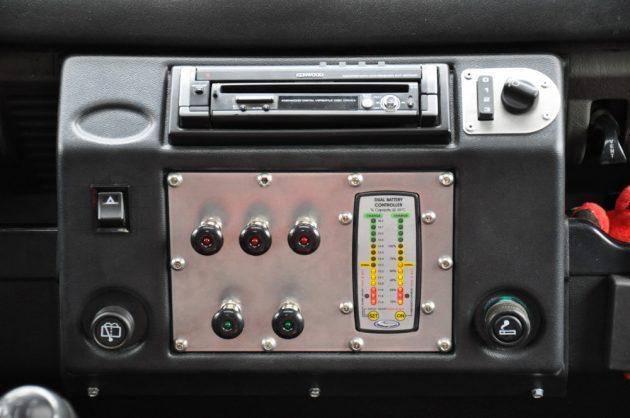 Dashboard Console Defender