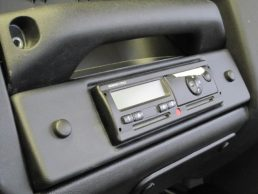 PUMA Single DIN Dashboard Mount