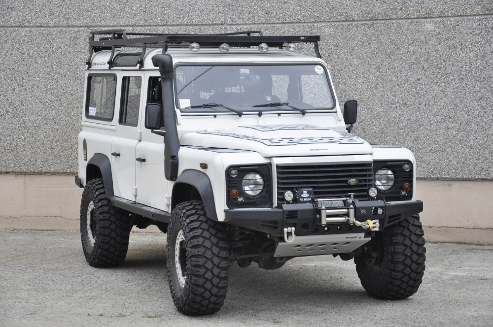 Toyota Santa Maria >> DEFENDER 90 TD4 ICELAND - Equipe 4x4 off road equipment