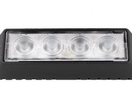 Fanale Luci Diurne Funzione Lampeggiante LED 4x3W è un ottimo faro da Lavoro che può essere montato in aggiunta sul vostro fuoristrada.