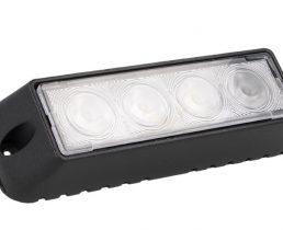 Fanale Luci Diurne Funzione Lampeggiante LED 4x3W