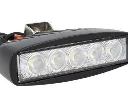 Fanale Luci Diurne LED 5x3W