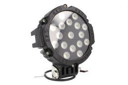 Faro Rotondo Supplementare Profondità LED 17x3W