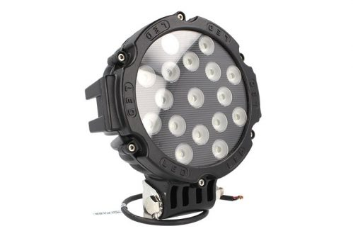 Extra Round Spot Light LED 17x3W