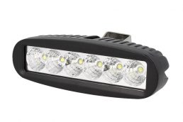 Daylight LED 6x3W