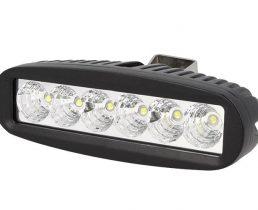 Fanale Luci Diurne LED 6x3W
