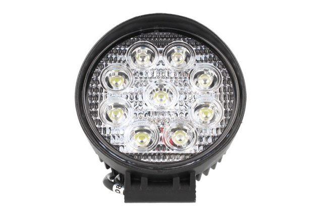 Faro Supplementare di Profondità LED 9x3W