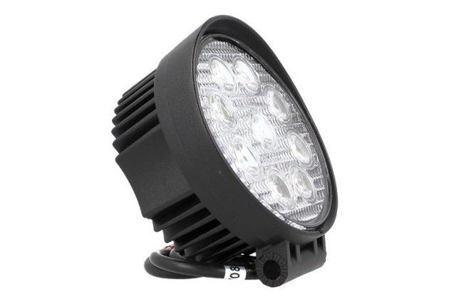 Extra Spot Light LED 9x3W