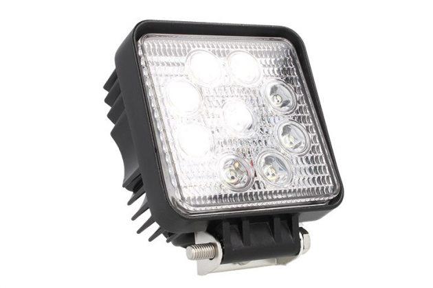 Squared Extra Spot Light LED 9x3W