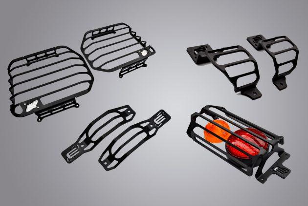 Smart Kit Headlight Grill Defender-2